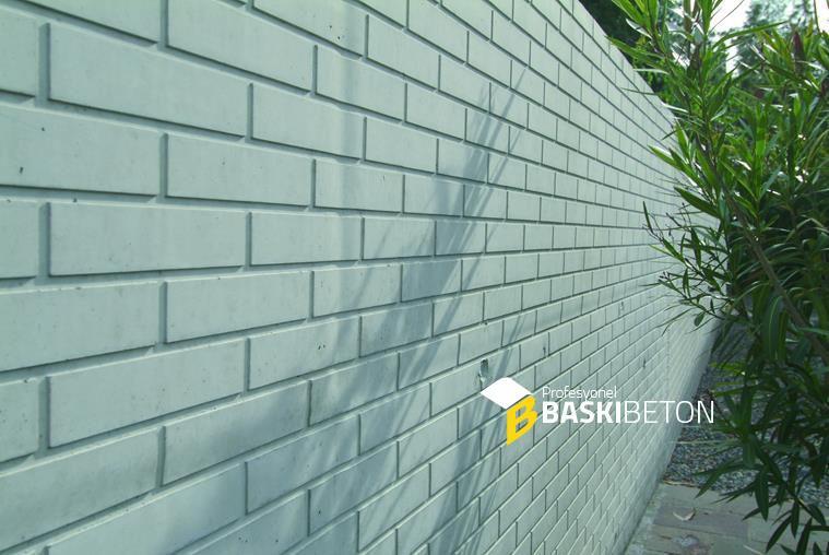 Duvar Baskı Beton Nedir?