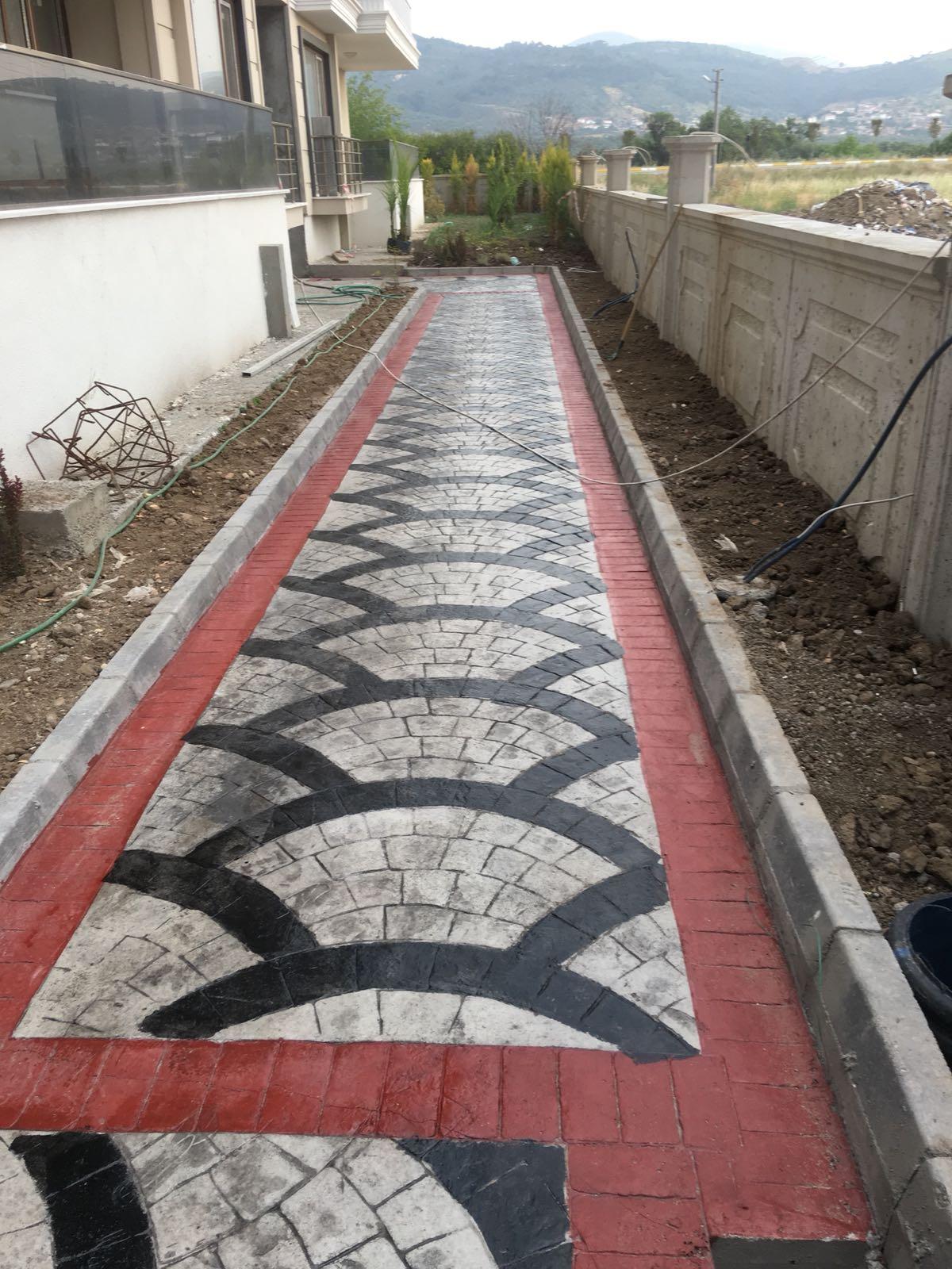 Adana Baskı Beton